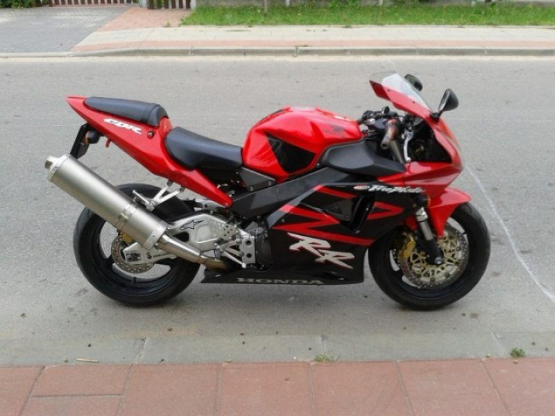 Мотоцикл на запчасти Honda CBR954 RR 2003