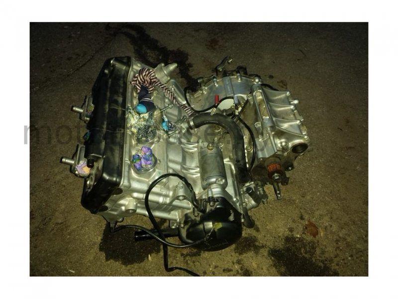 Двигатель Honda CBR954 RR 2003