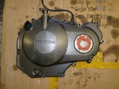 Крышка цепи для Honda CBR954 RR