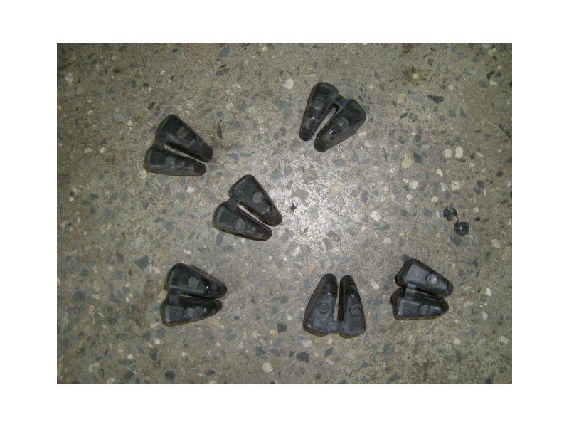 Демпферные резинки для Honda CBR954 RR
