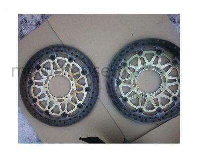 Тормозные диски для мотоцикла Honda CBR954 RR 2003