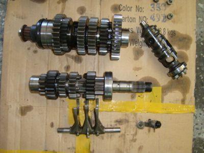 Коробка передач для мотоцикла Honda CBR954 RR
