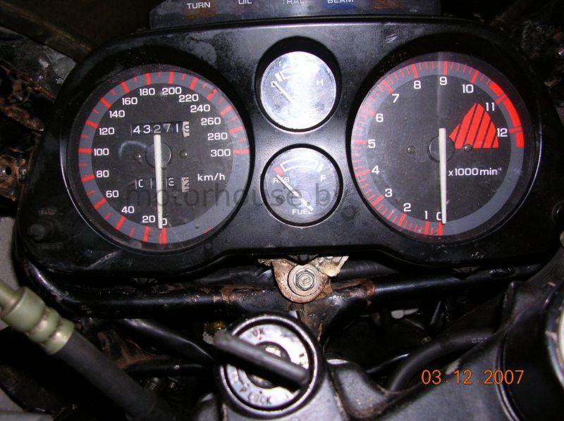 Приборная панель Honda CBR 1000 F