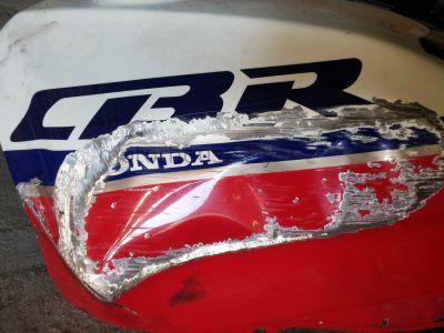 Бак Honda CBR 1000 F 1990
