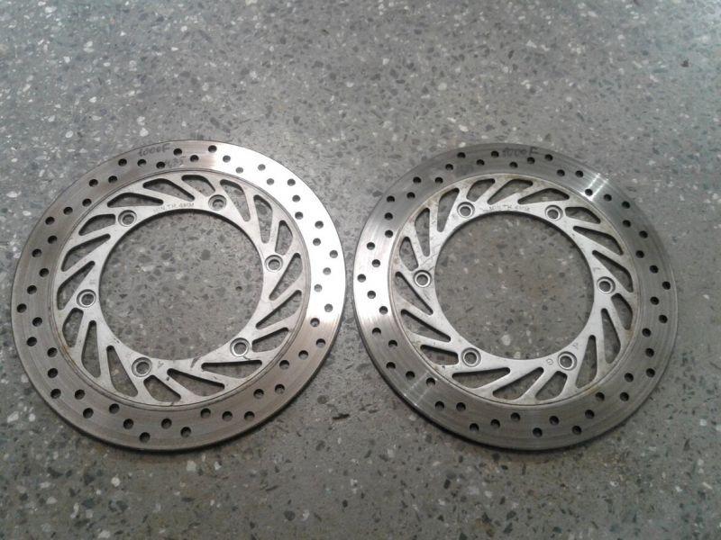 Передние тормозные диски дляHonda CBR 1000 F 1990