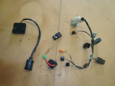 Реле для Honda CBR929 RR