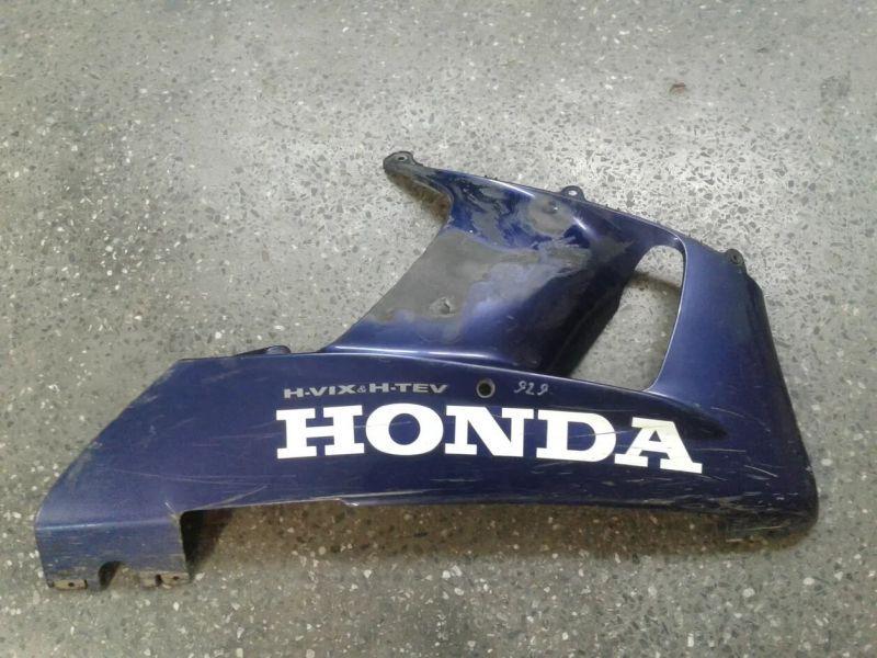Правый нижний пластик для Honda CBR929 RR 00-01