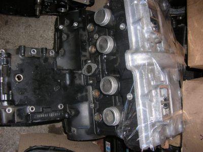 Двигатель Kawasaki GPX 600 R