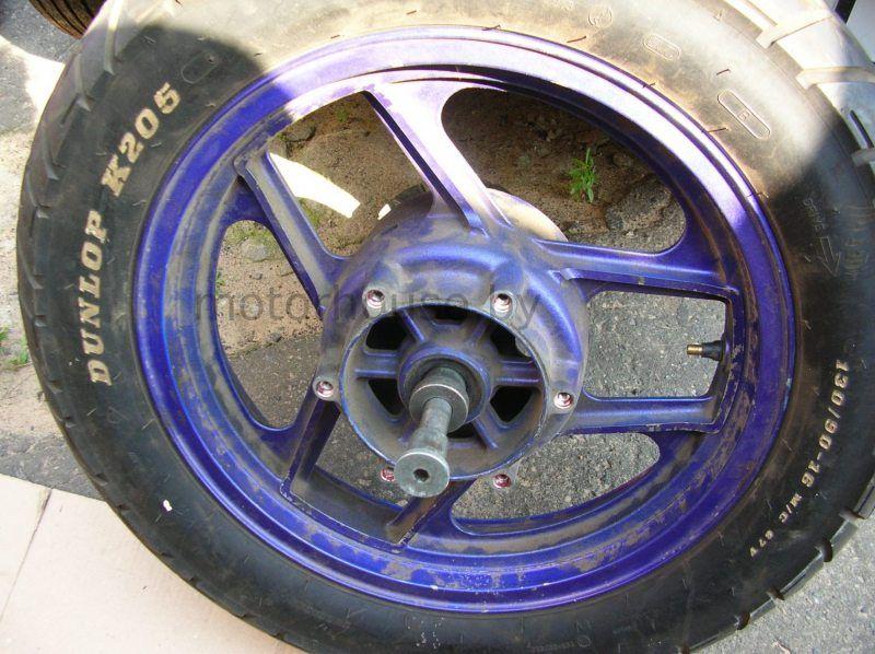 Колеса Kawasaki GPX 600 R