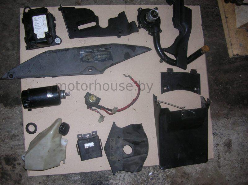 Запчасти стартер пластик Kawasaki GPX 600 R