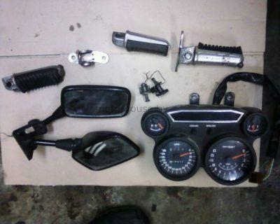 Приборка зеркала Kawasaki GPZ 750 F