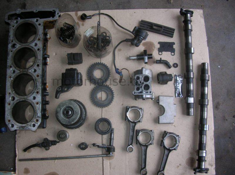 Шатуны Kawasaki GPZ 750 F
