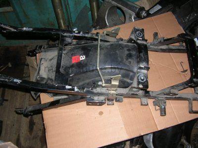 Паук центральный Kawasaki GPZ 900