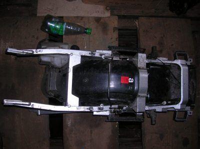 Паук и болотник Kawasaki GPZ 900
