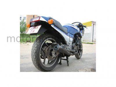 Мотоцикл на запчасти Kawasaki GPZ 900