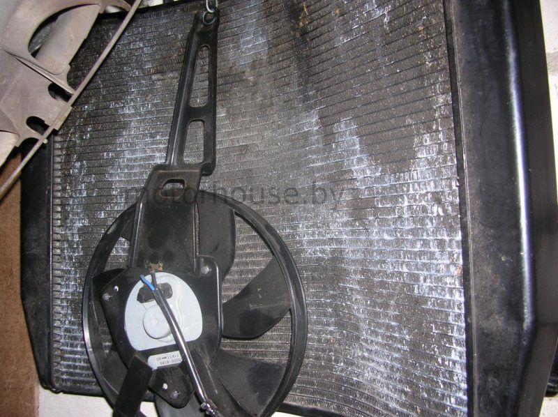 Вентилятор радиатор Kawasaki ZX14R