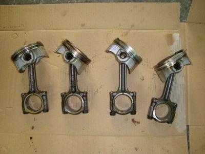 Шатуны поршни для Kawasaki ZX14R