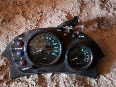 Приборка Kawasaki KLE500