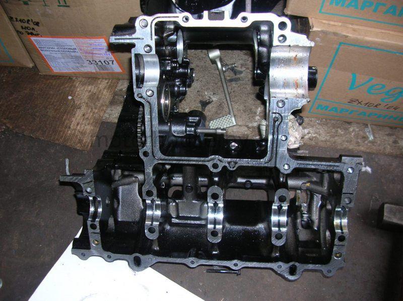 Двигатель Kawasaki ZX10R
