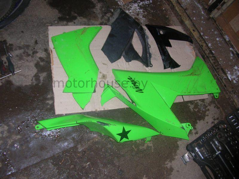 Пластик для мотоцикла Kawasaki ZX10R