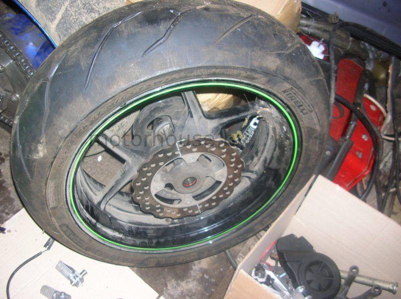Колесо Kawasaki ZX10R