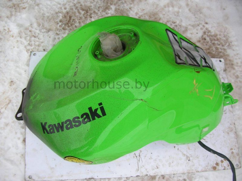 Пластик бака Kawasaki ZX10R