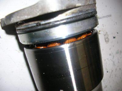 Корзина сцепления и магнит генератора Kawasaki ZX10R