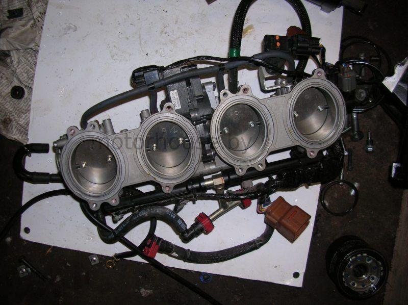 Карбюратор Kawasaki ZX10R
