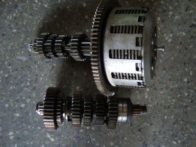 Коробка передач для Kawasaki ZX6R