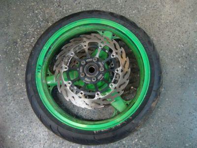 Колеса и тормозные диски для Kawasaki Ninja ZX-6R (636)