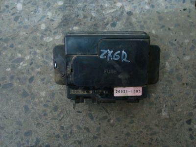 Мозги и модуль зажигания для Kawasaki ZX6R 2001