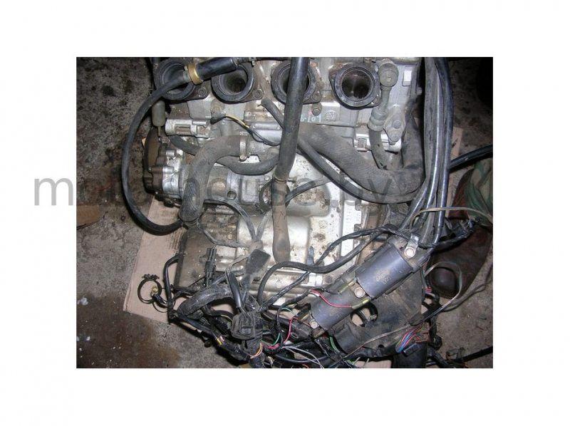 Двигатель Kawasaki ZX6R 1999