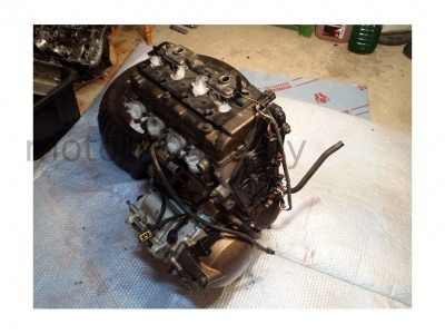 Двигатель Kawasaki ZX6R