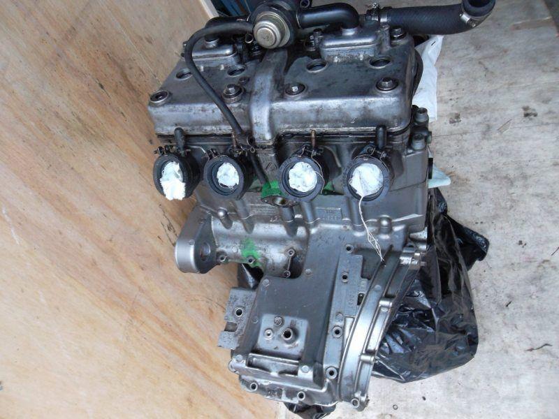 Двигатель Kawasaki ZZR 600