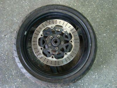 Переднее колесо тормозной диск для Kawasaki ZZR 600