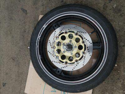Колеса и тормозные диски Suzuki GSF 600 Bandit 2001