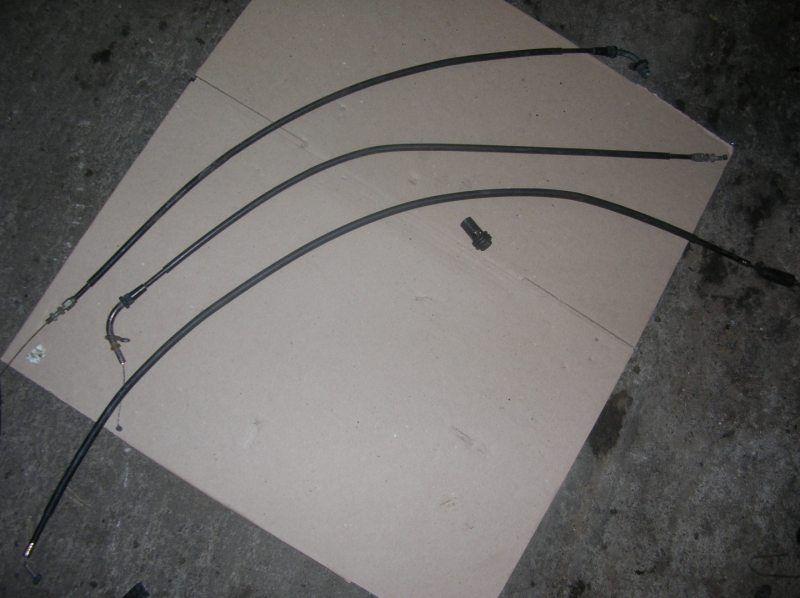 Запчасти проводка пластики Suzuki GSF 600 Bandit 2001
