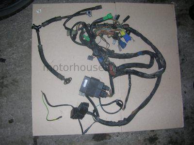 Проводка мозги Suzuki GSF 600 Bandit 2001