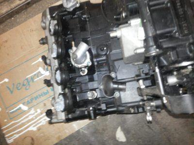 Двигатель Suzuki GSR 600