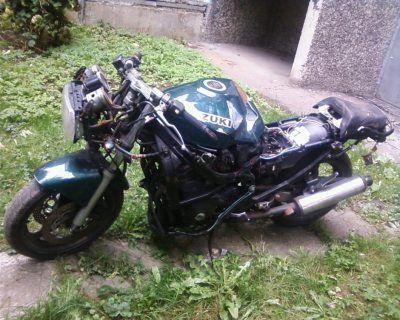 Мотоцикл на запчасти Suzuki GSXF 600 Katana 1995