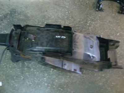 Нижний пластик хвоста для Suzuki GSXF 750 Katana