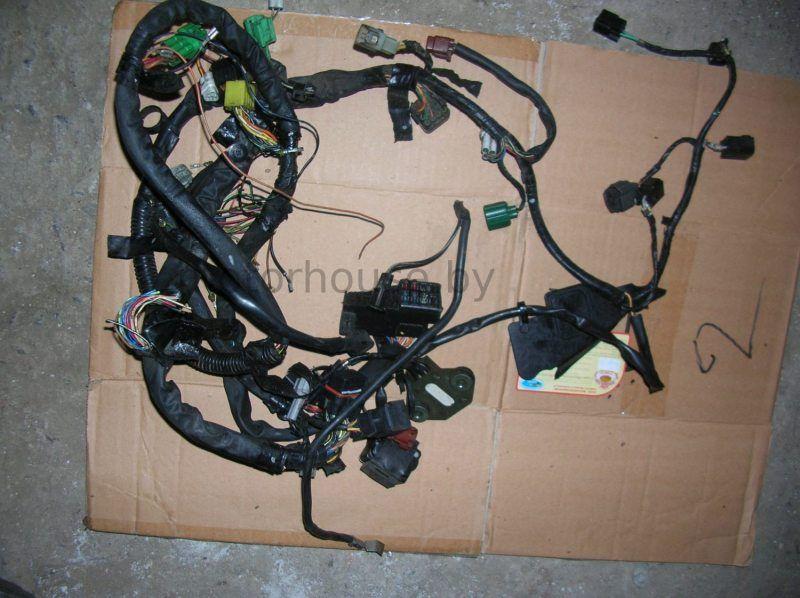 Проводка Suzuki GSXR 1000 2001