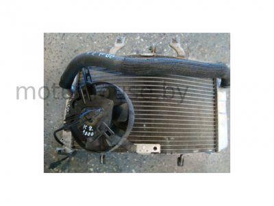 Радиатор Suzuki GSXR 1000 2001-2002
