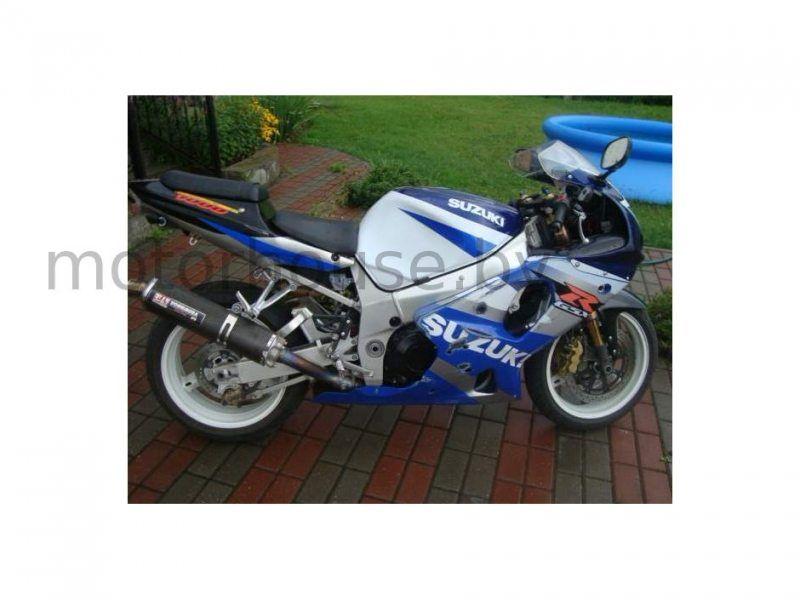Мотоцикл на запчасти Suzuki GSXR 1000 2001-2002