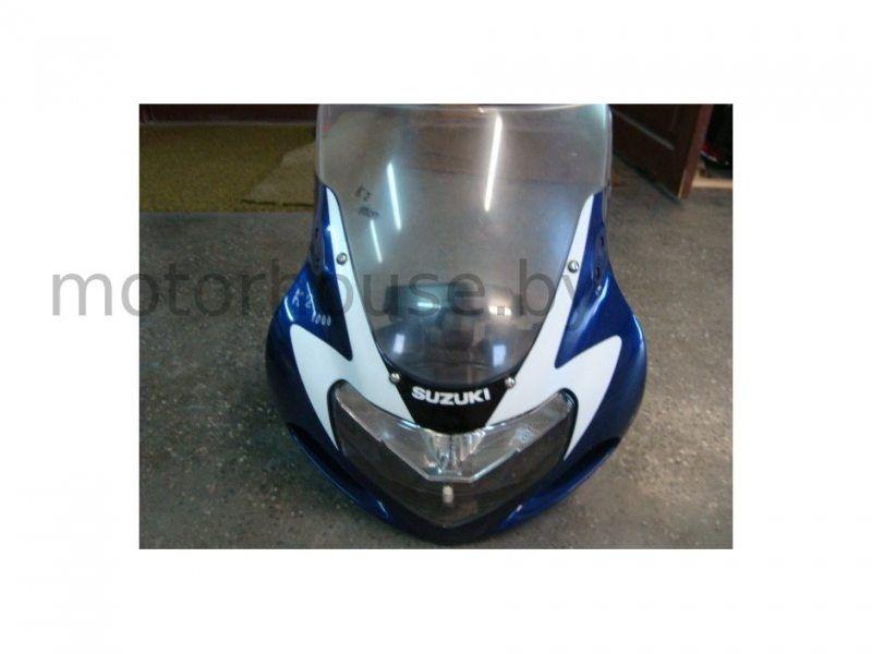 Пластик морда фара Suzuki GSXR 1000 2001-2002