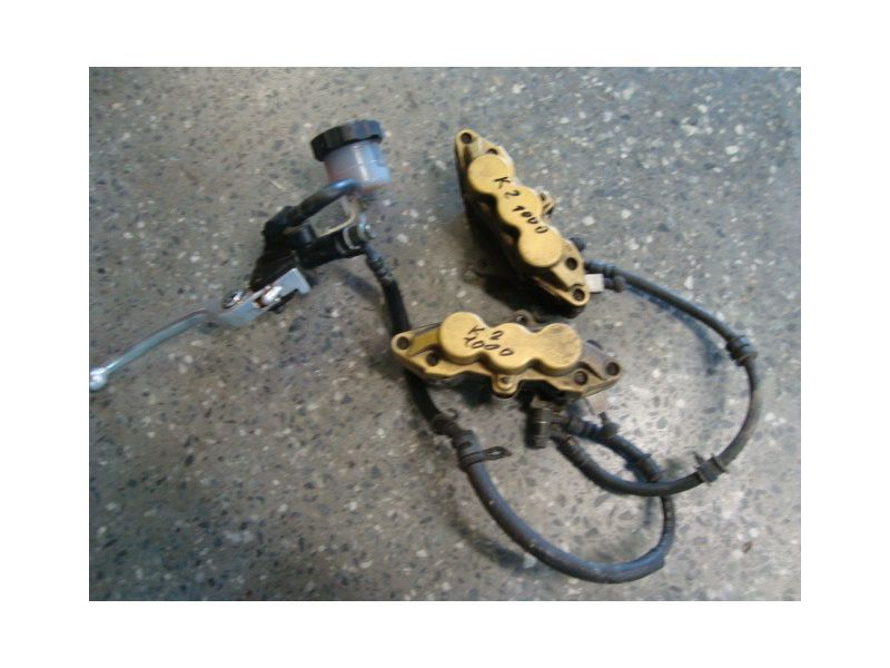 Суппорта тормозная машинка для Suzuki GSXR 1000 2001-2002