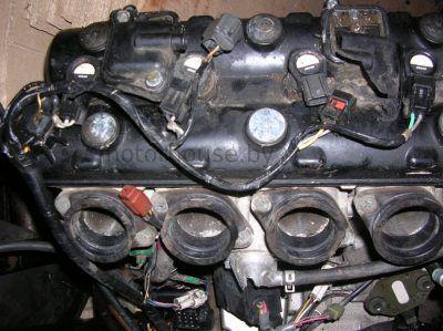 Двигатель Suzuki GSXR 1000 2001-2002