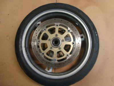 Колесо и тормозной диск для Suzuki GSXR 1000 2001-2002