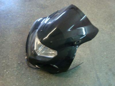 Пластик морда и фара для Suzuki GSXR 1000 2001-2002