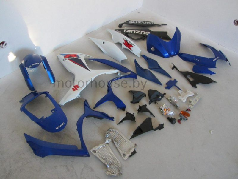 Пластик Suzuki GSXR 600 2006-2007